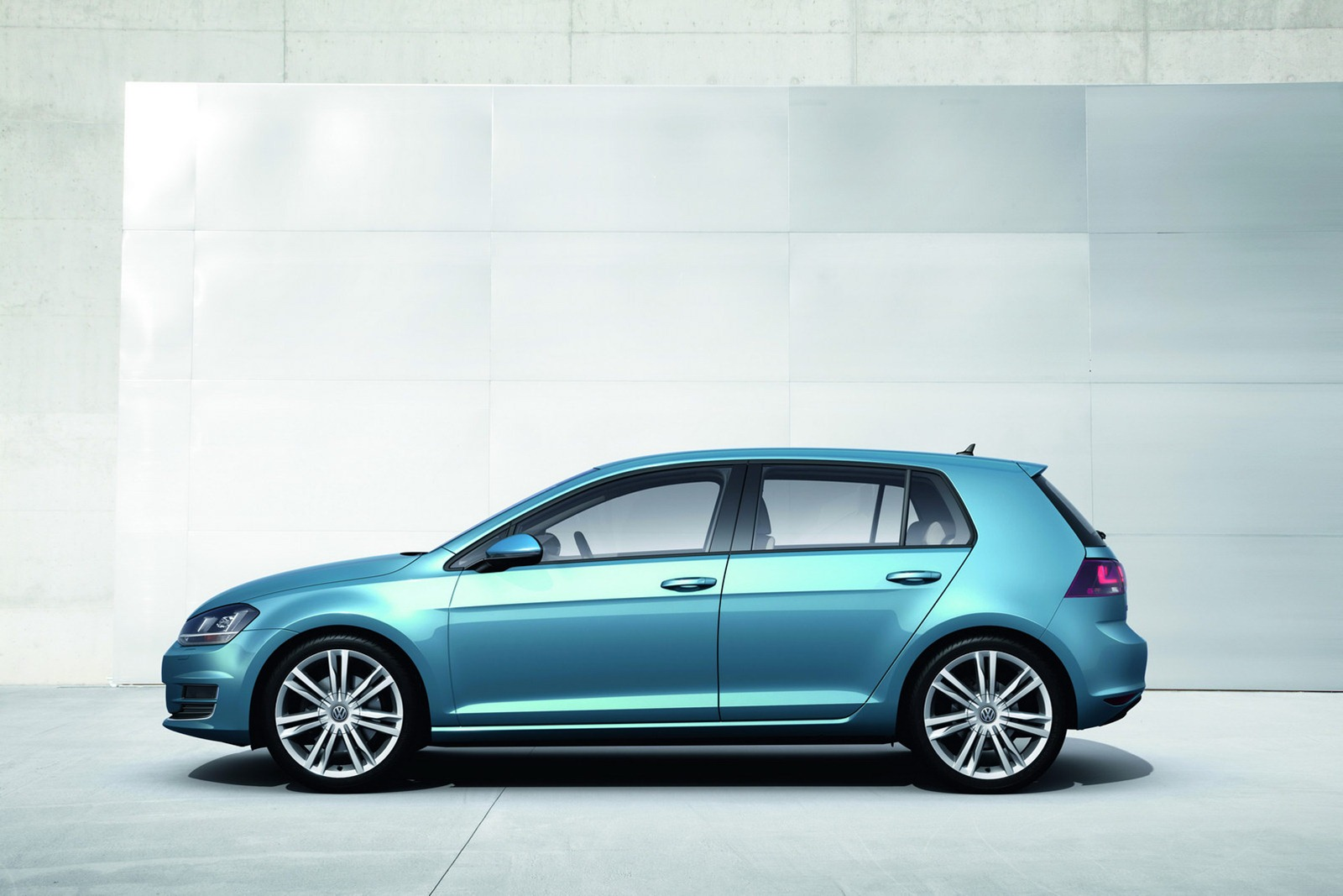 2014 Volkswagen Golf #8