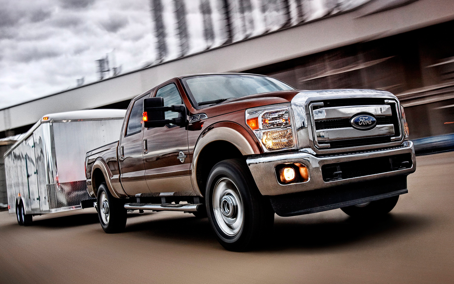 Ford F-350 Super Duty #8