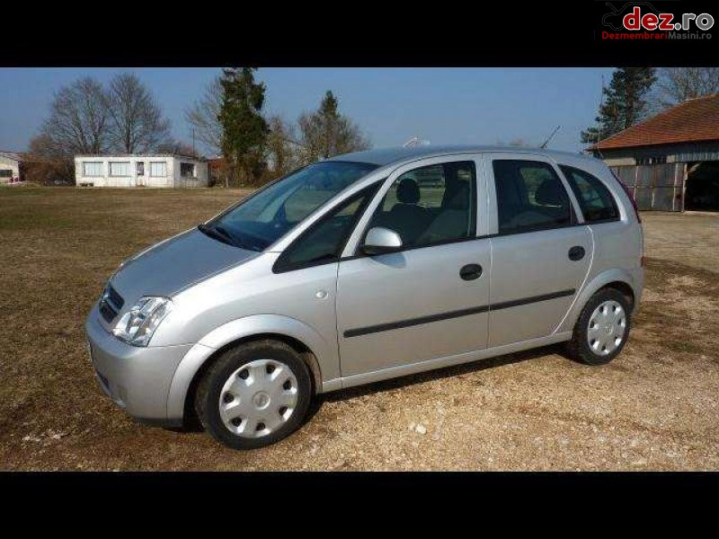 2005 vauxhall meriva photos informations articles. Black Bedroom Furniture Sets. Home Design Ideas