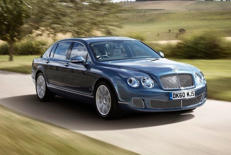 2012 Bentley Continental Flying Spur #2