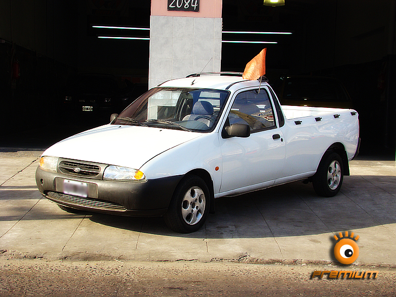 1998 Ford Courier #12