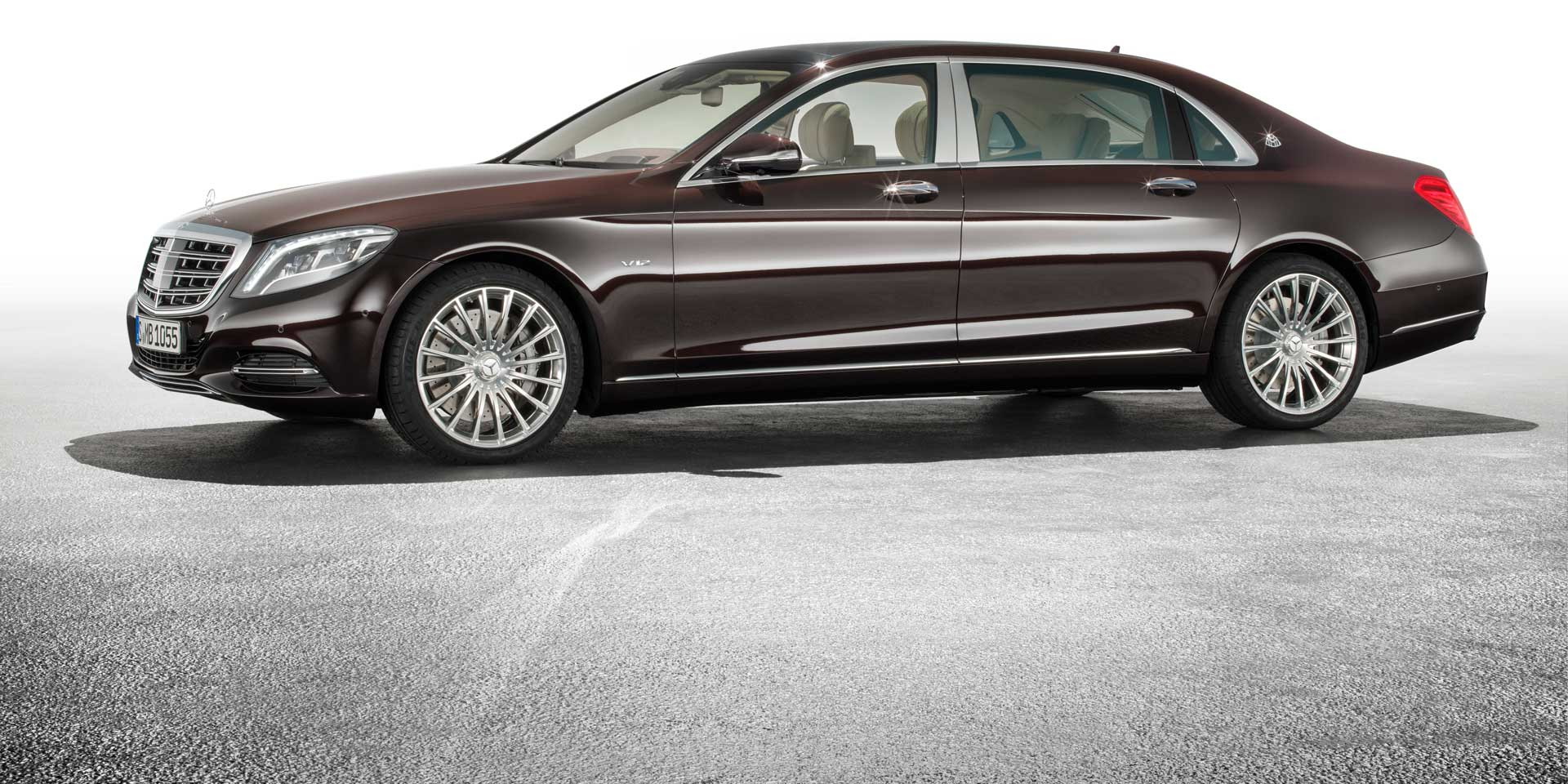 Mercedes Benz Maybach #6