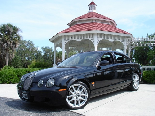 2006 Jaguar S-type #6