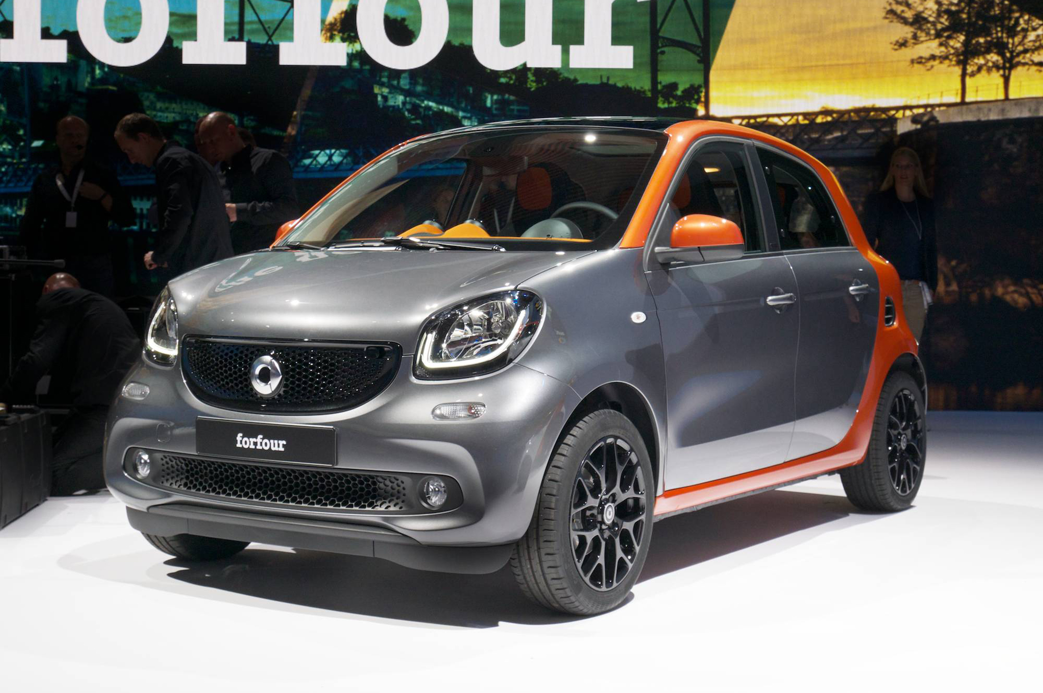 2016 Smart Fortwo #7
