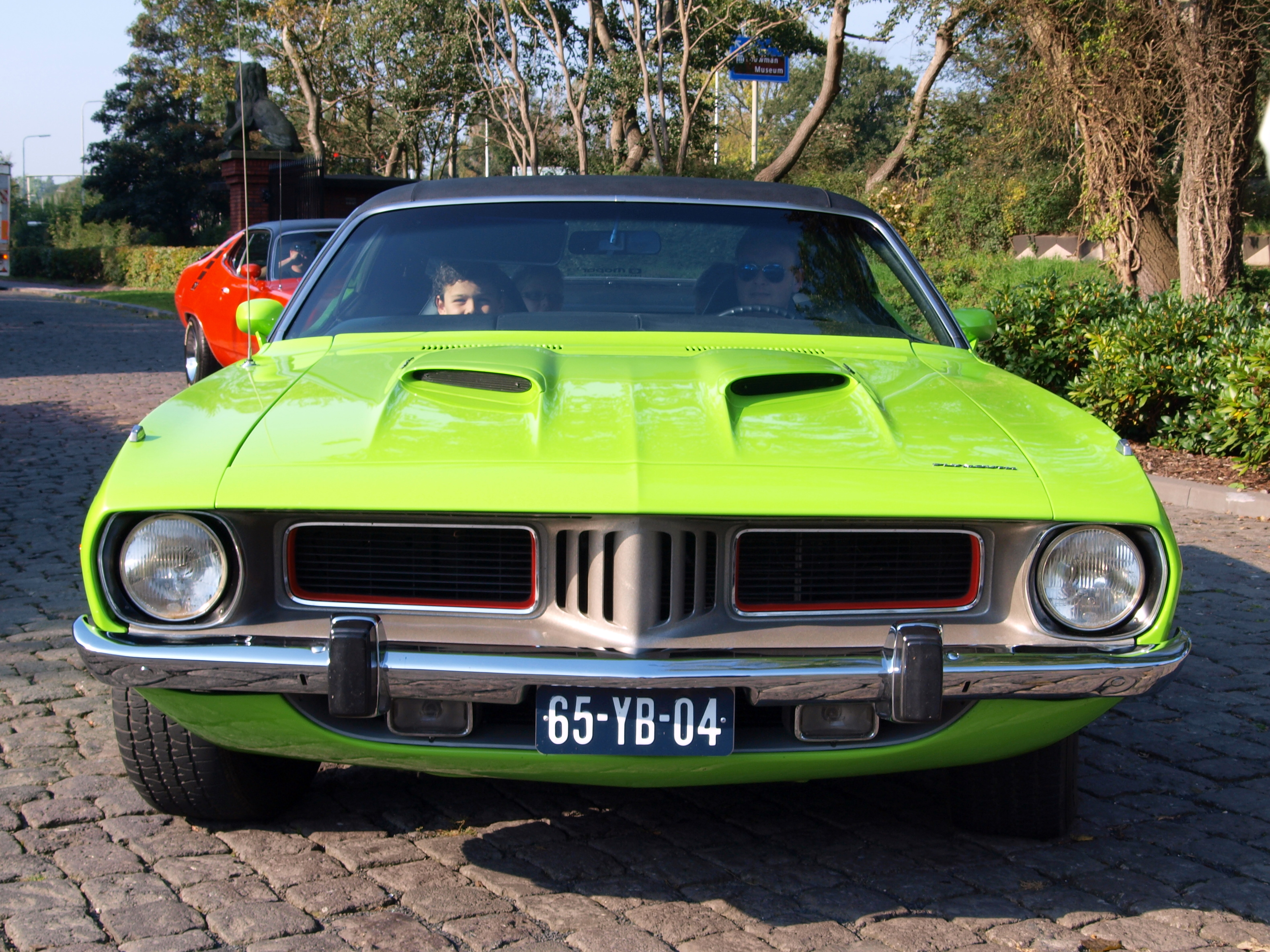 1973 Plymouth Barracuda Photos Informations Articles 1978 Volare Wiring Diagram Free Picture 9