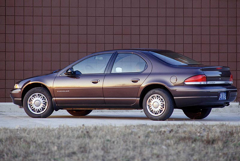 1997 Chrysler Cirrus #5