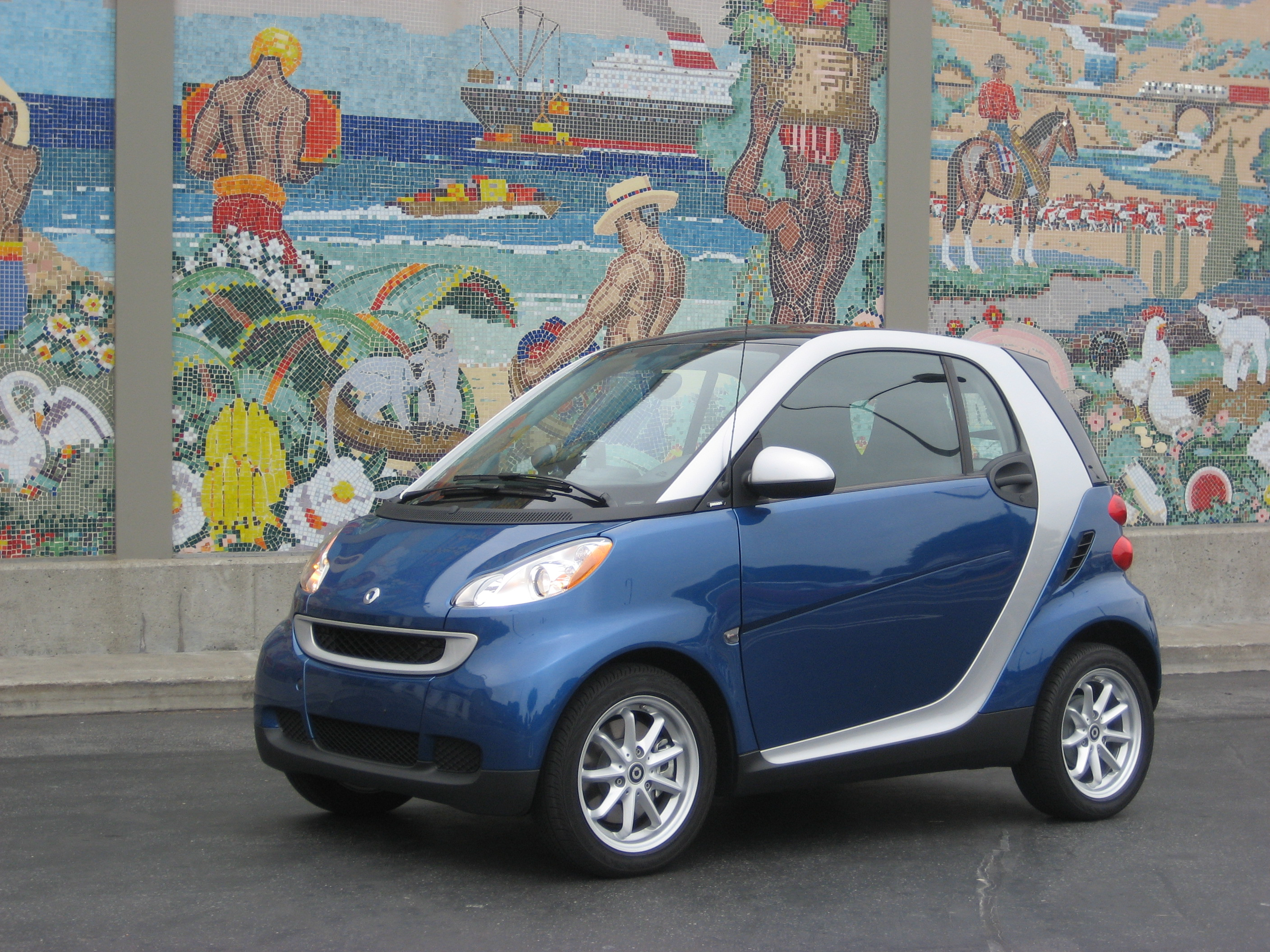 2008 Smart Fortwo #1
