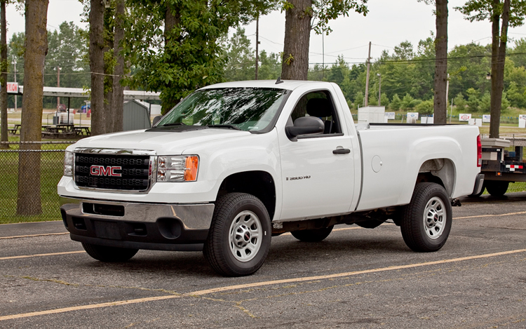 2011 GMC Sierra 2500hd #6