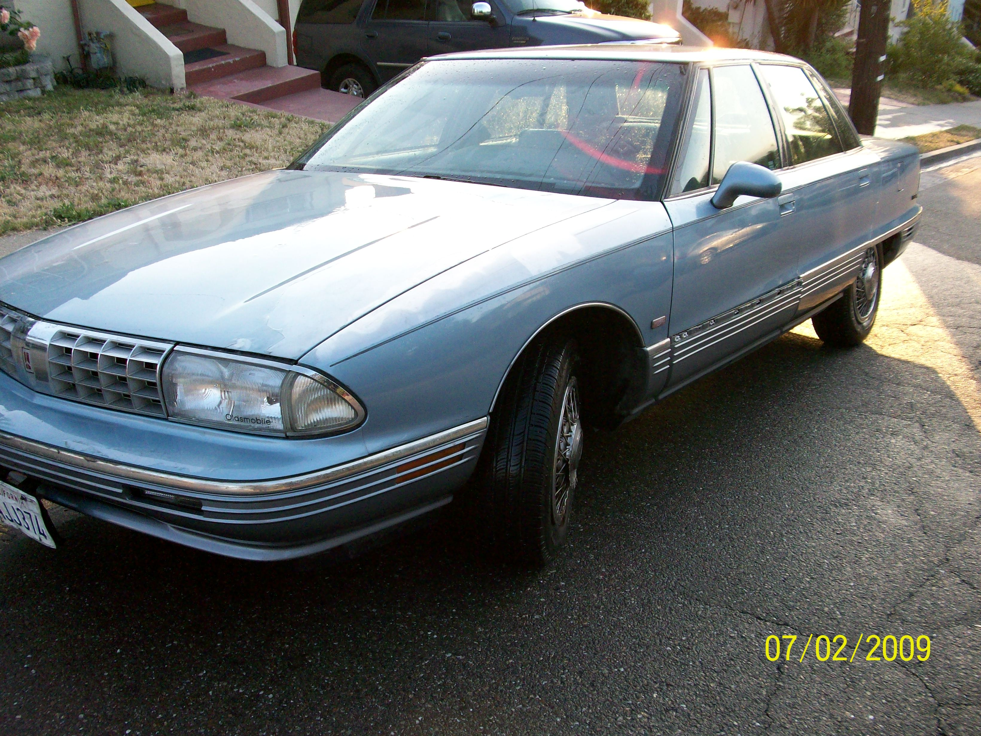 1992 Oldsmobile Ninety-eight #8