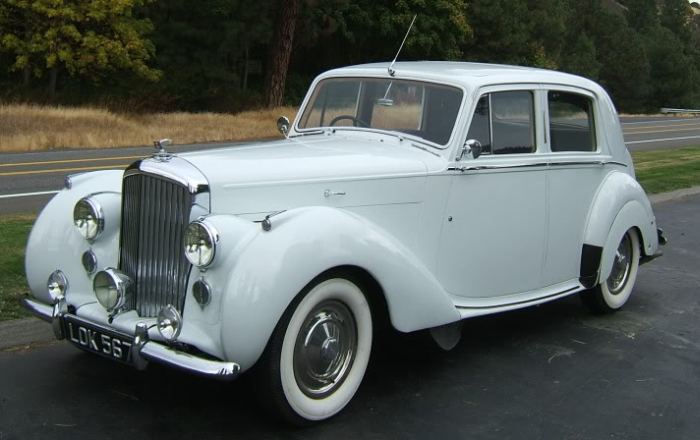 1951 Bentley Mark VI #4