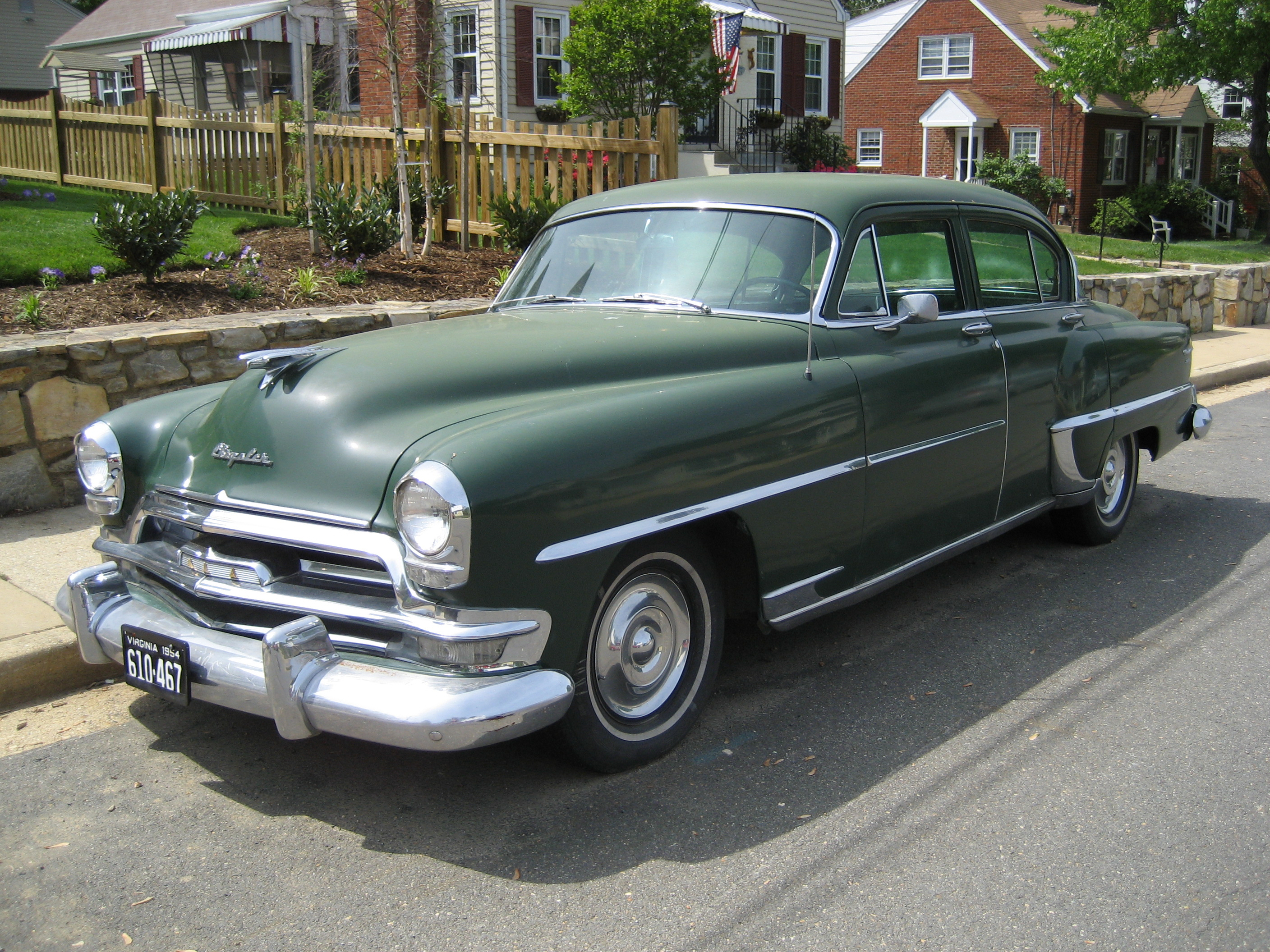 1955 Chrysler Windsor #16