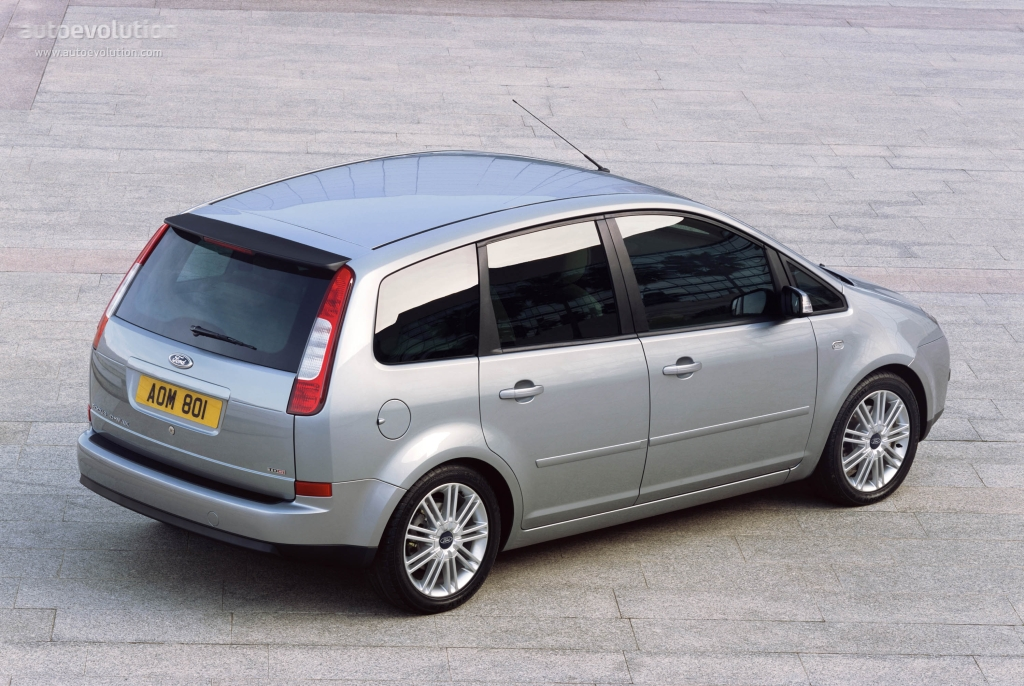 2003 Ford C-MAX #6