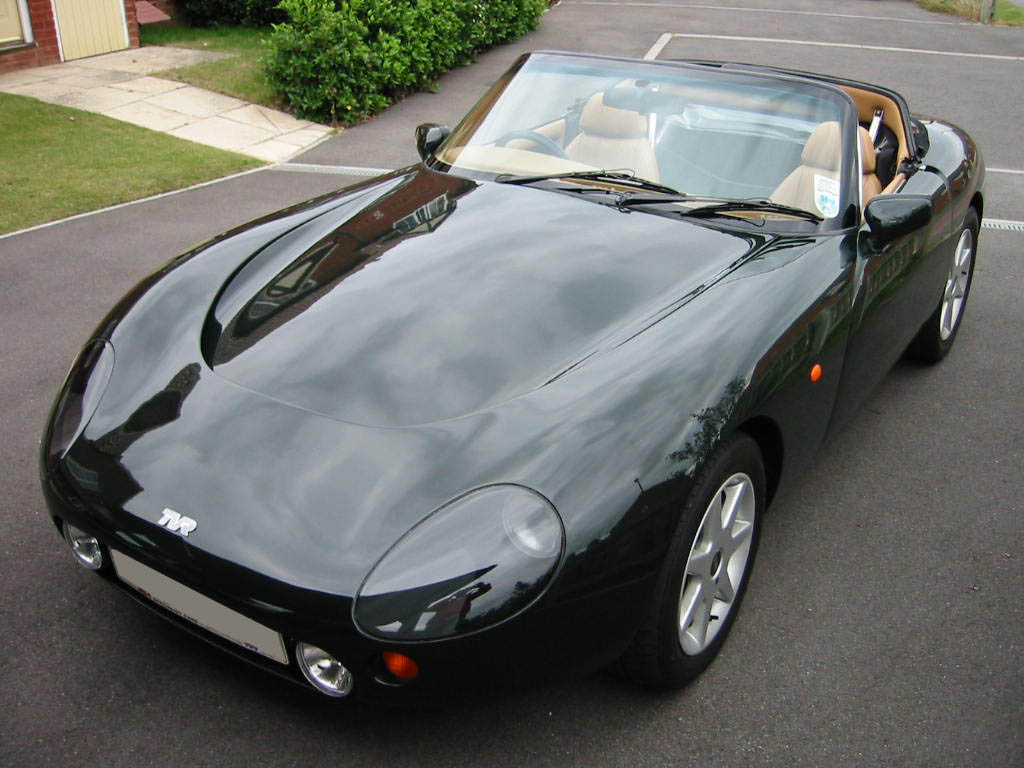 1992 TVR Griffith #10