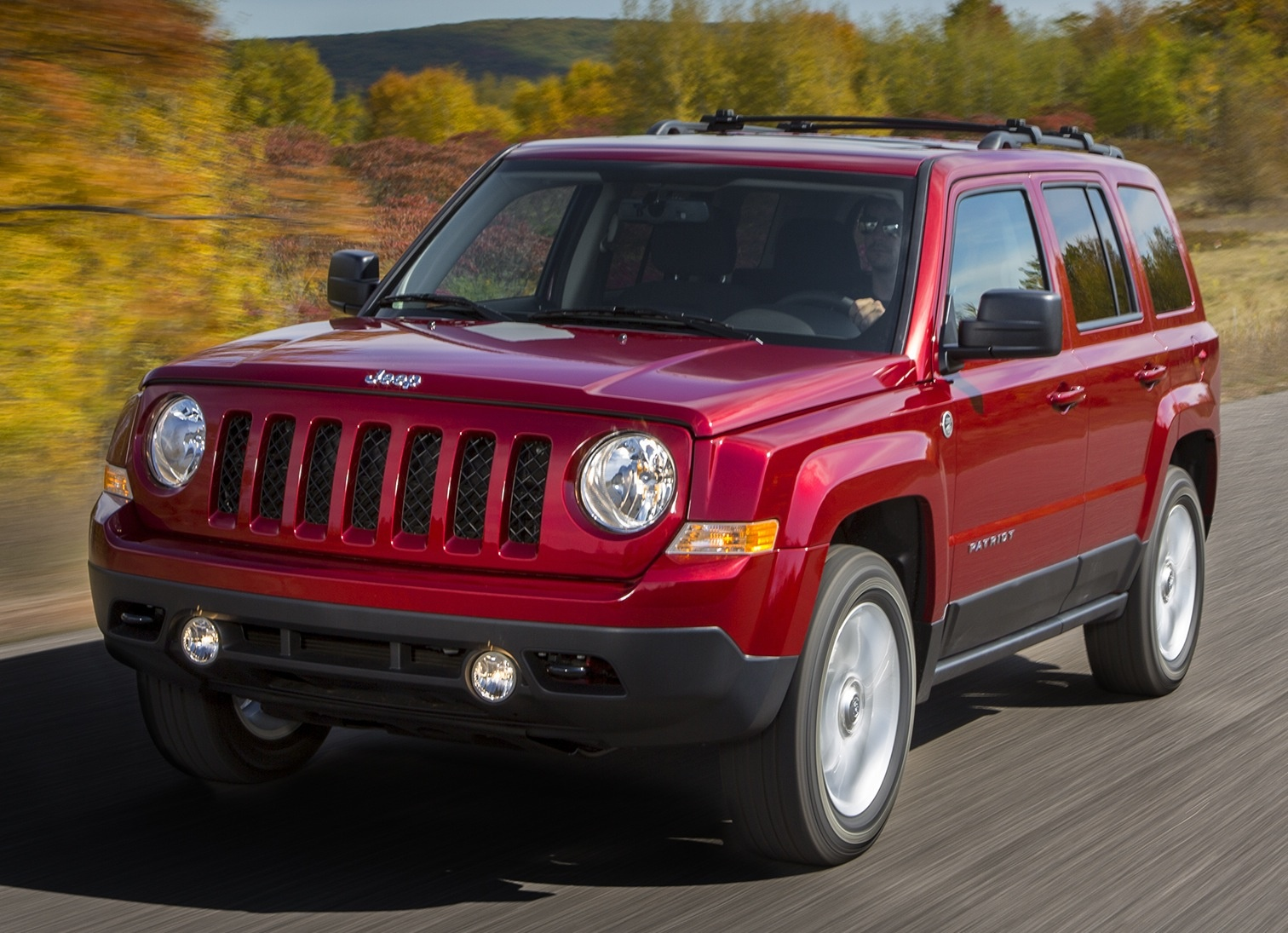 2015 Jeep Patriot #8