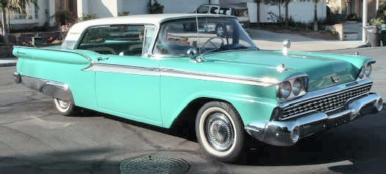 1959 Ford Galaxie #12