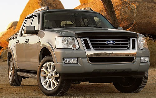 2008 Ford Explorer Sport Trac #16