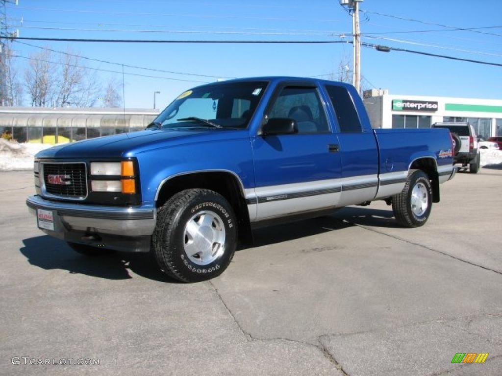 1997 gmc sierra 1500 photos informations articles. Black Bedroom Furniture Sets. Home Design Ideas