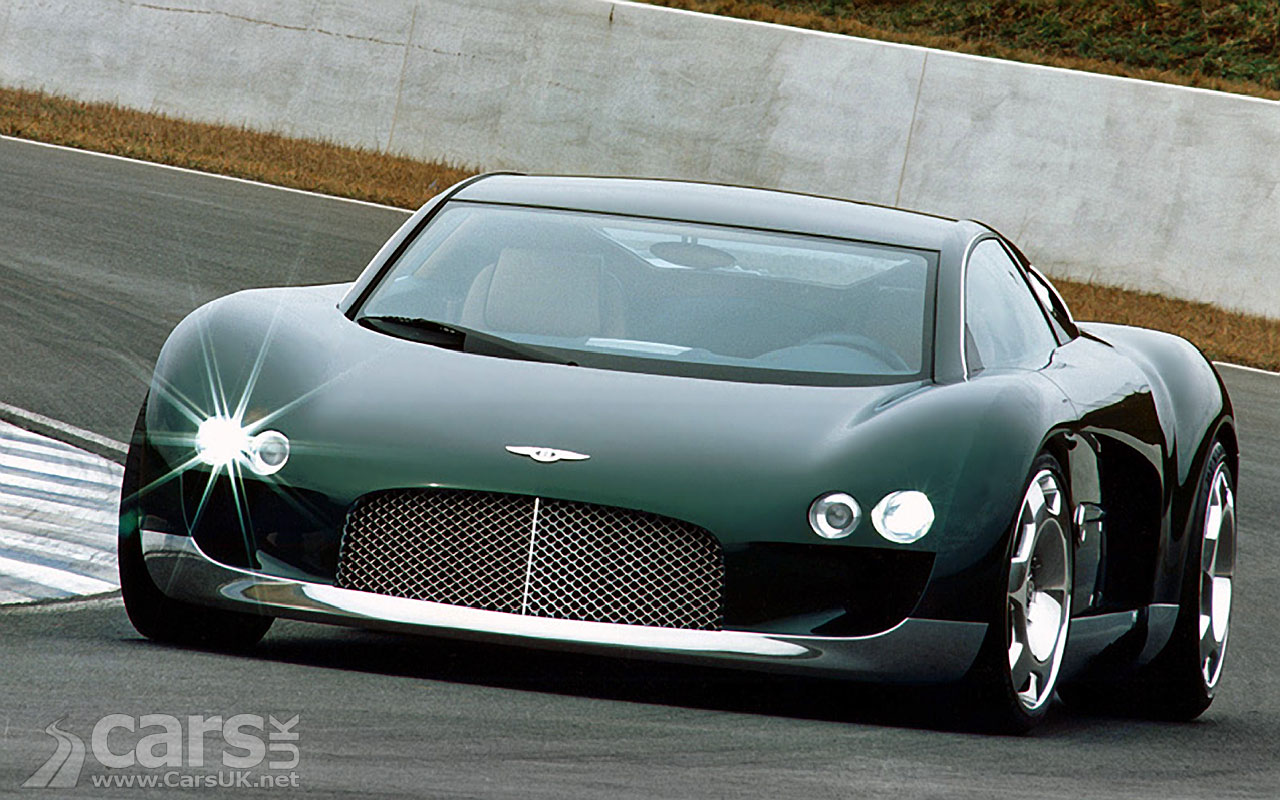 Bentley Hunaudieres #1