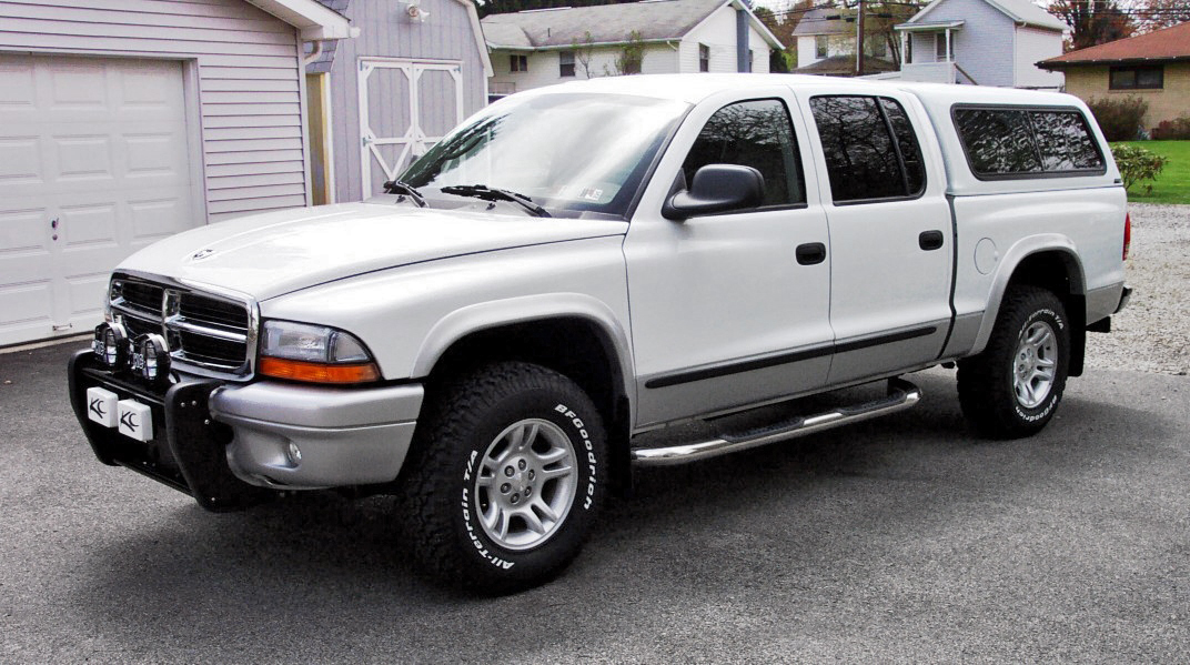 2004 Dodge Dakota #12