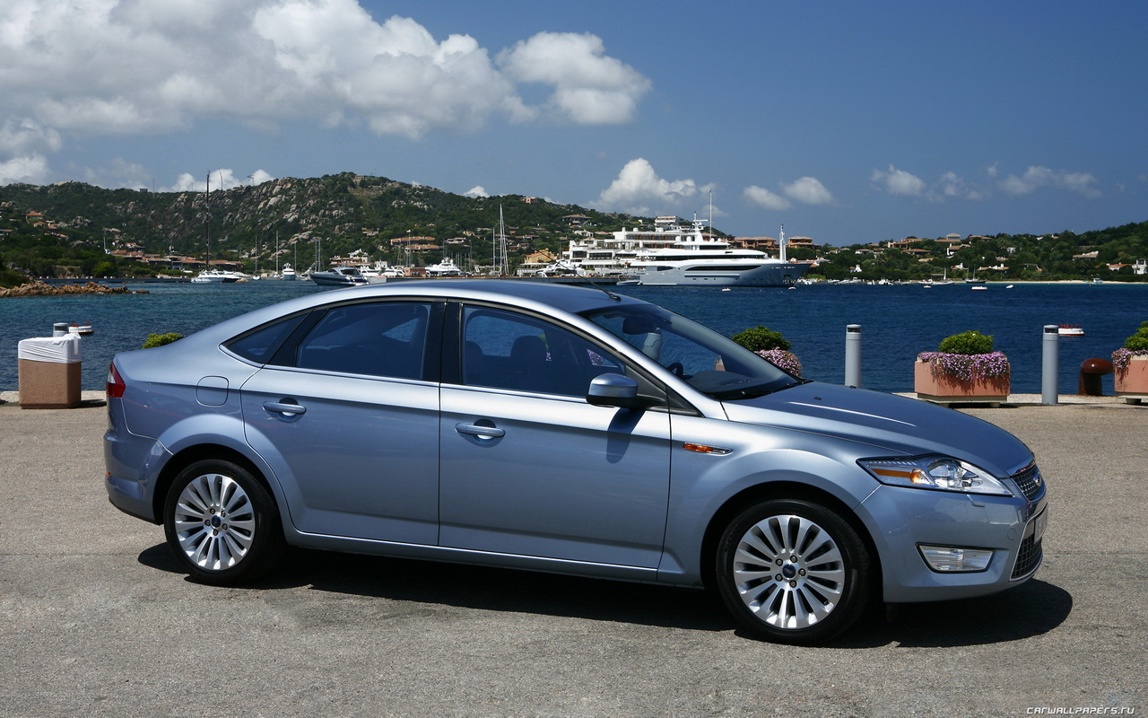 2007 Ford Mondeo #7