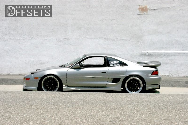 1991 Toyota Mr2 #9