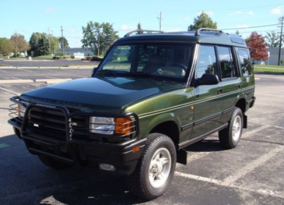 1998 Land Rover Discovery #2