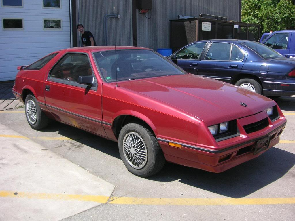 1986 Chrysler Laser #1