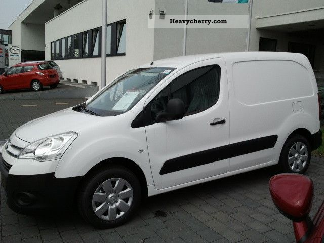 2012 Citroen Berlingo #17