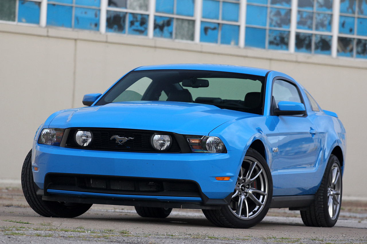 2011 Ford Mustang #5