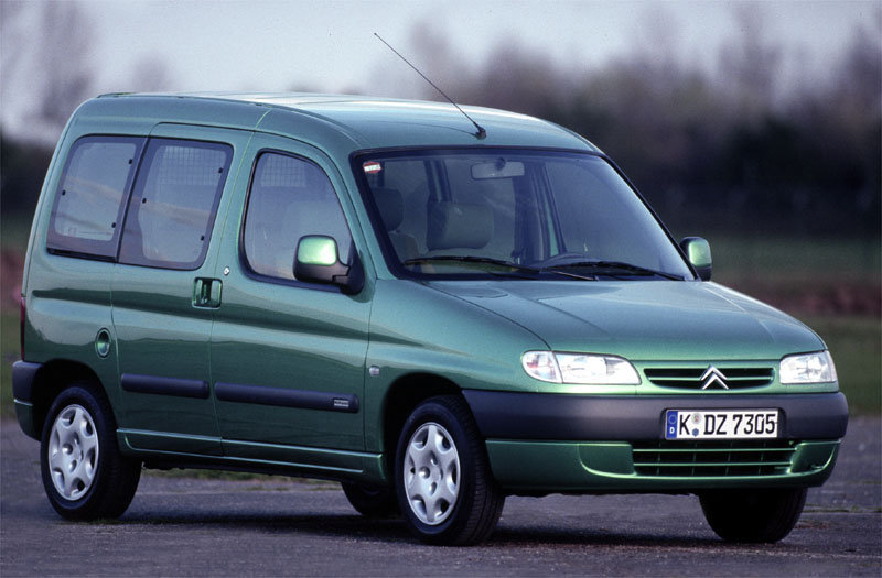 2000 Citroen Berlingo #12