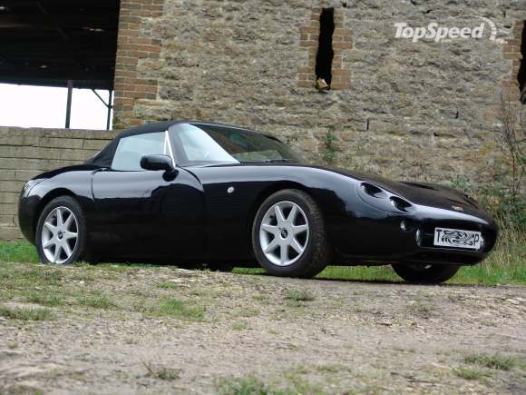 1990 TVR Griffith #8
