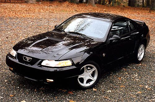 1999 Ford Mustang #7