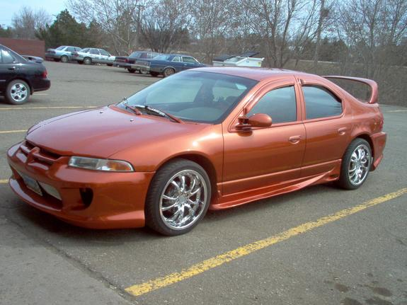 1998 Plymouth Breeze #14