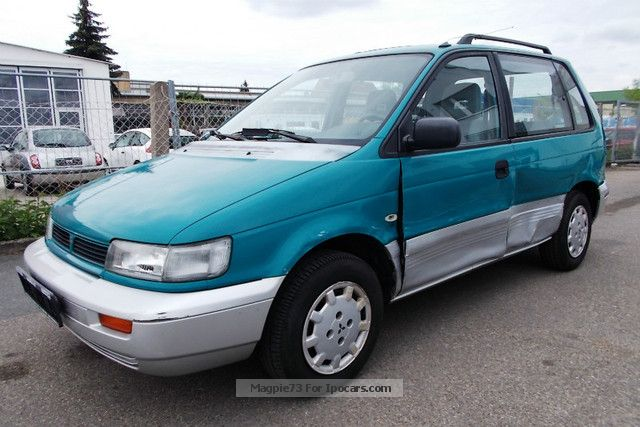 1992 Mitsubishi Space Runner #9