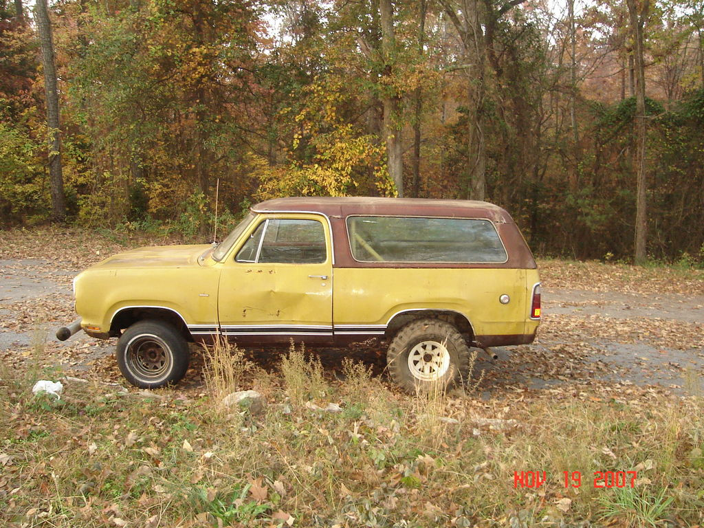 1977 Plymouth Trail Duster #14