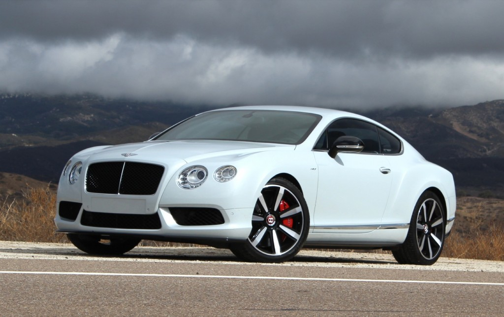2014 Bentley Continental Gt #2