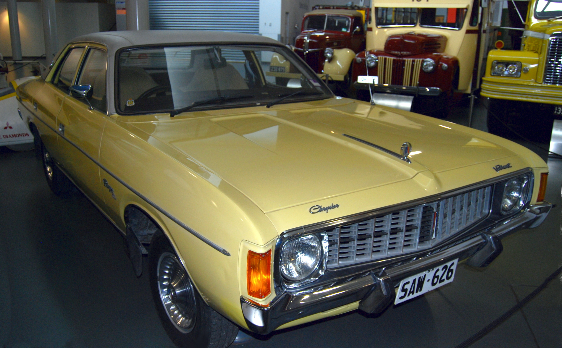1973 Chrysler Valiant #3