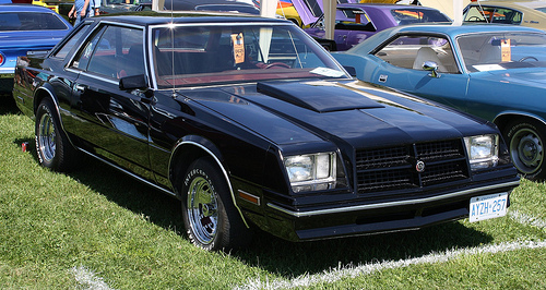 1982 Chrysler Cordoba #17