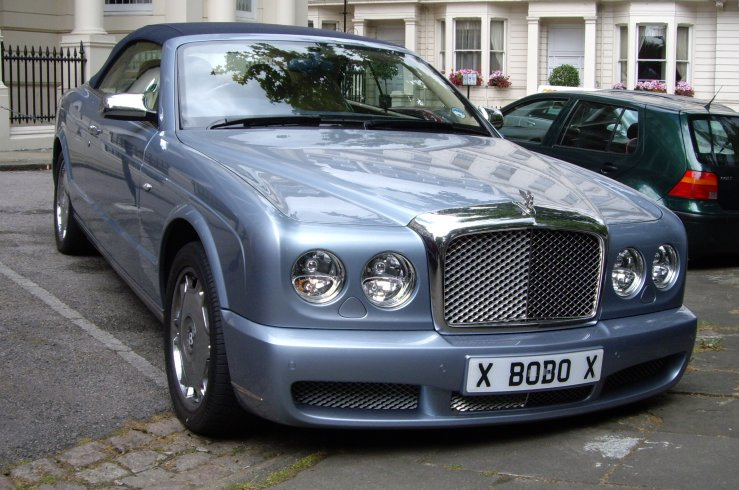 2008 Bentley Azure #11