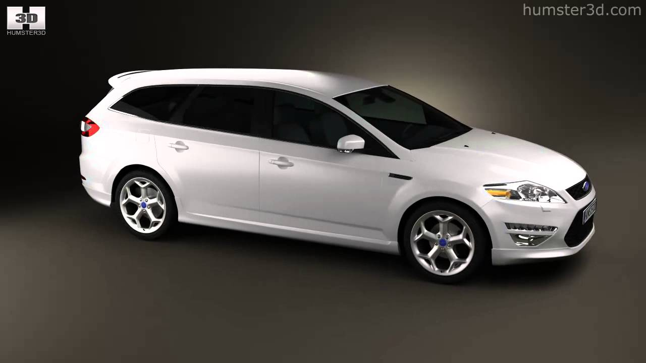 2012 Ford Mondeo #12