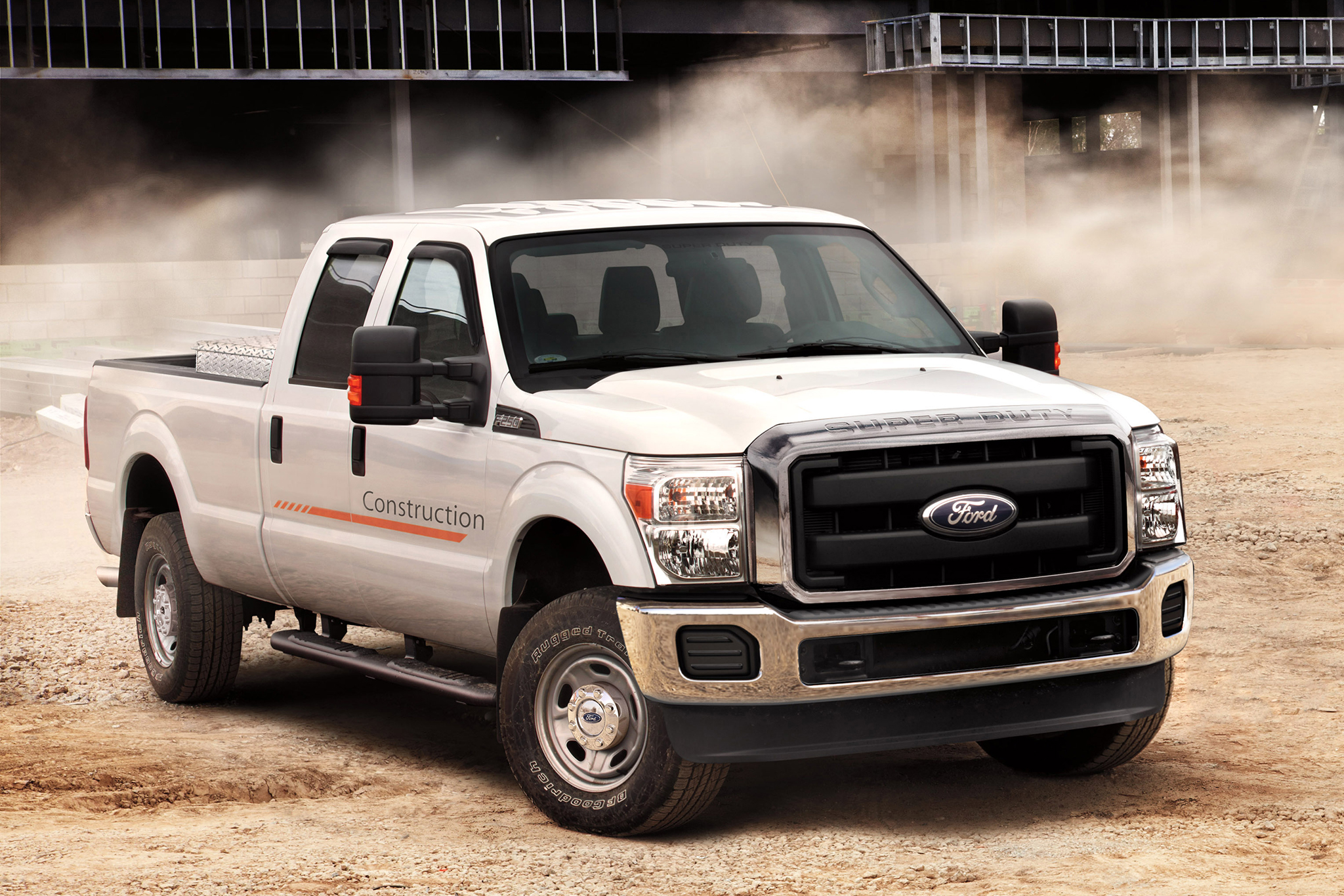 2015 Ford F-250 Super Duty #4