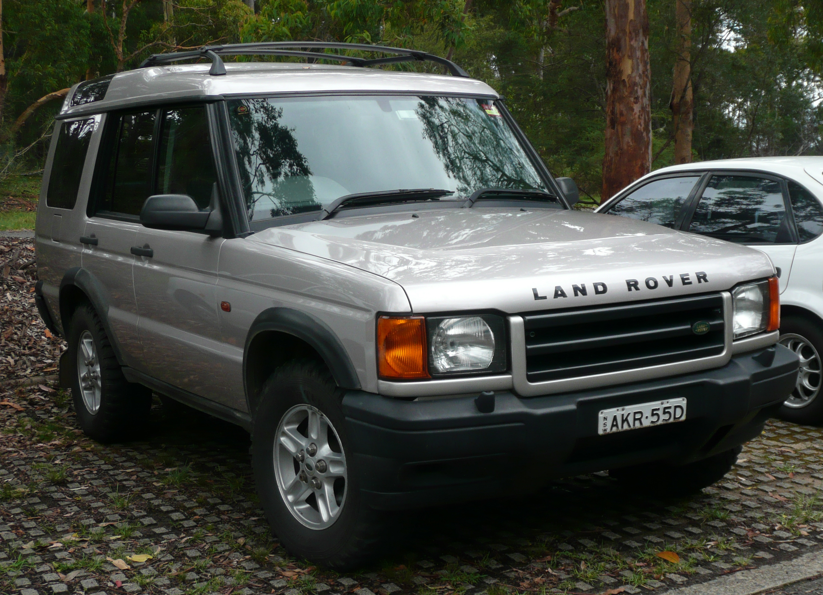 1999 Land Rover Discovery #8