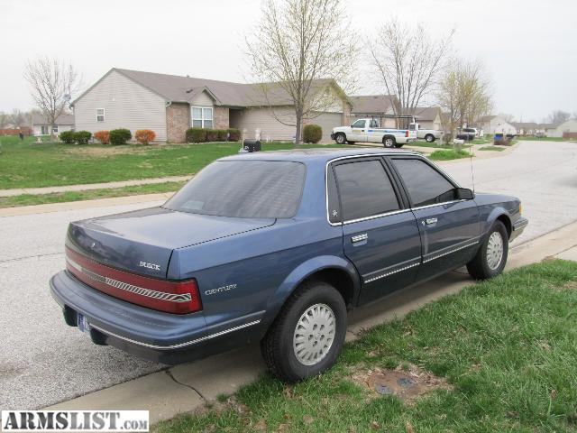 1994 buick century curb weight