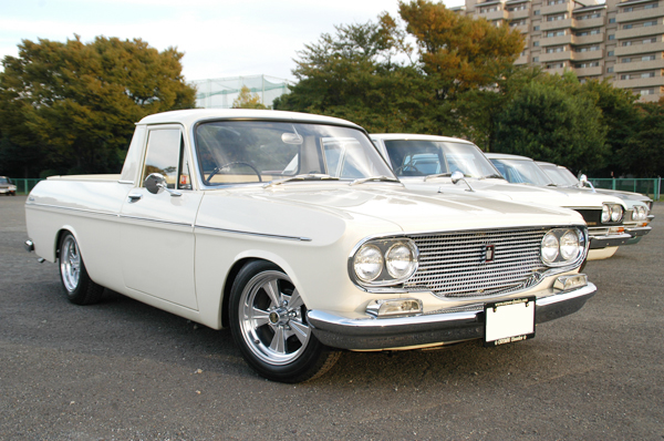 1964 Toyota Crown #13