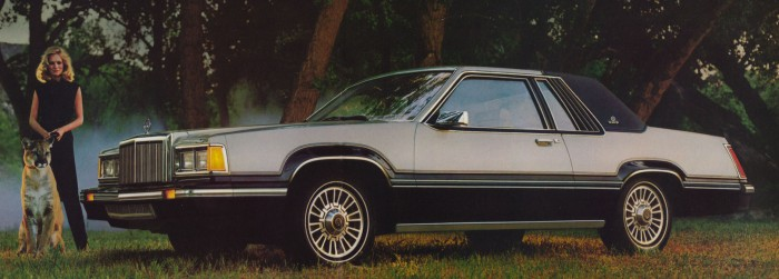1980 Ford Cougar #3