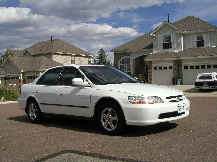 1999 Honda Accord #10