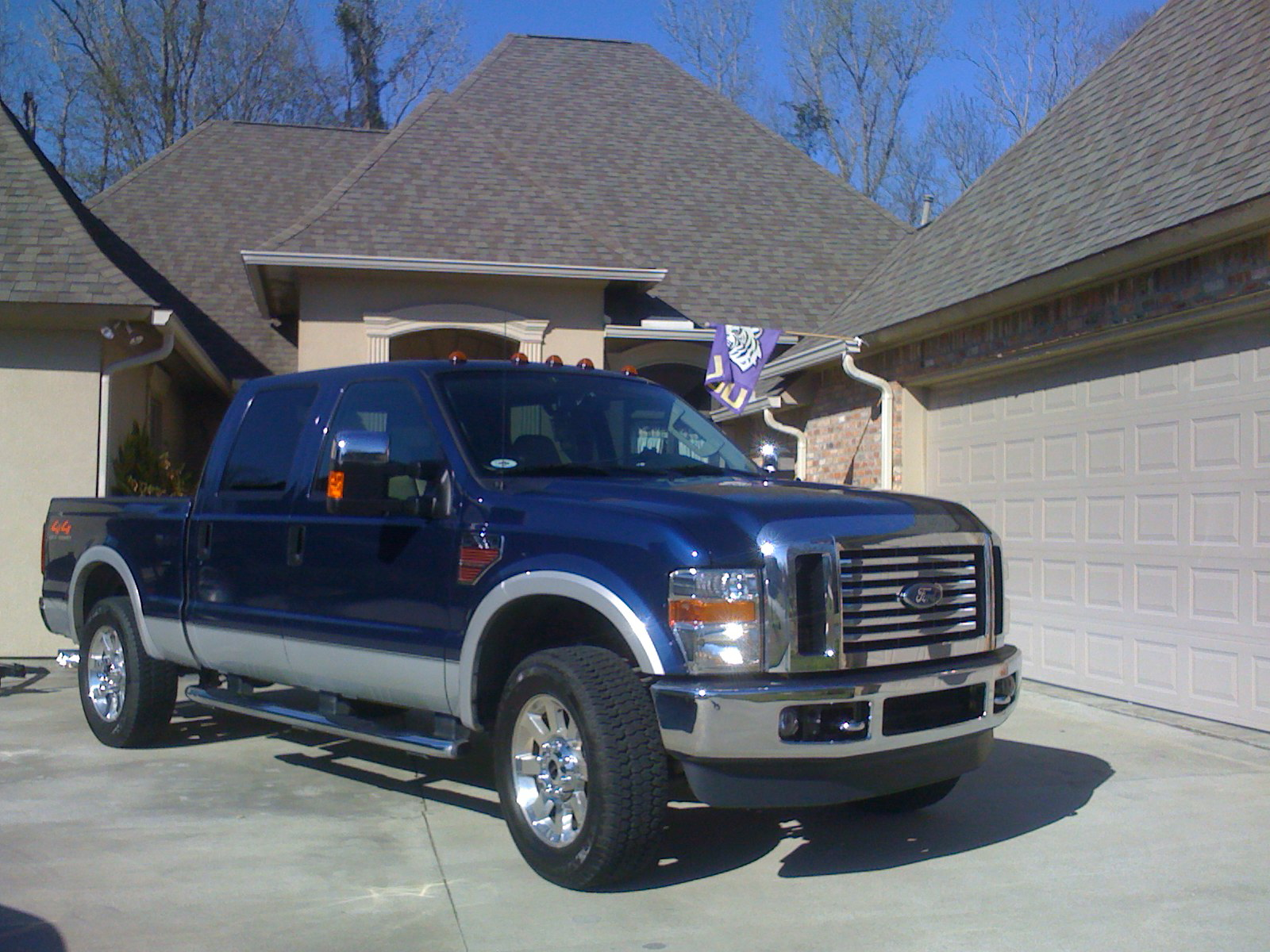2008 Ford F-250 Super Duty #4