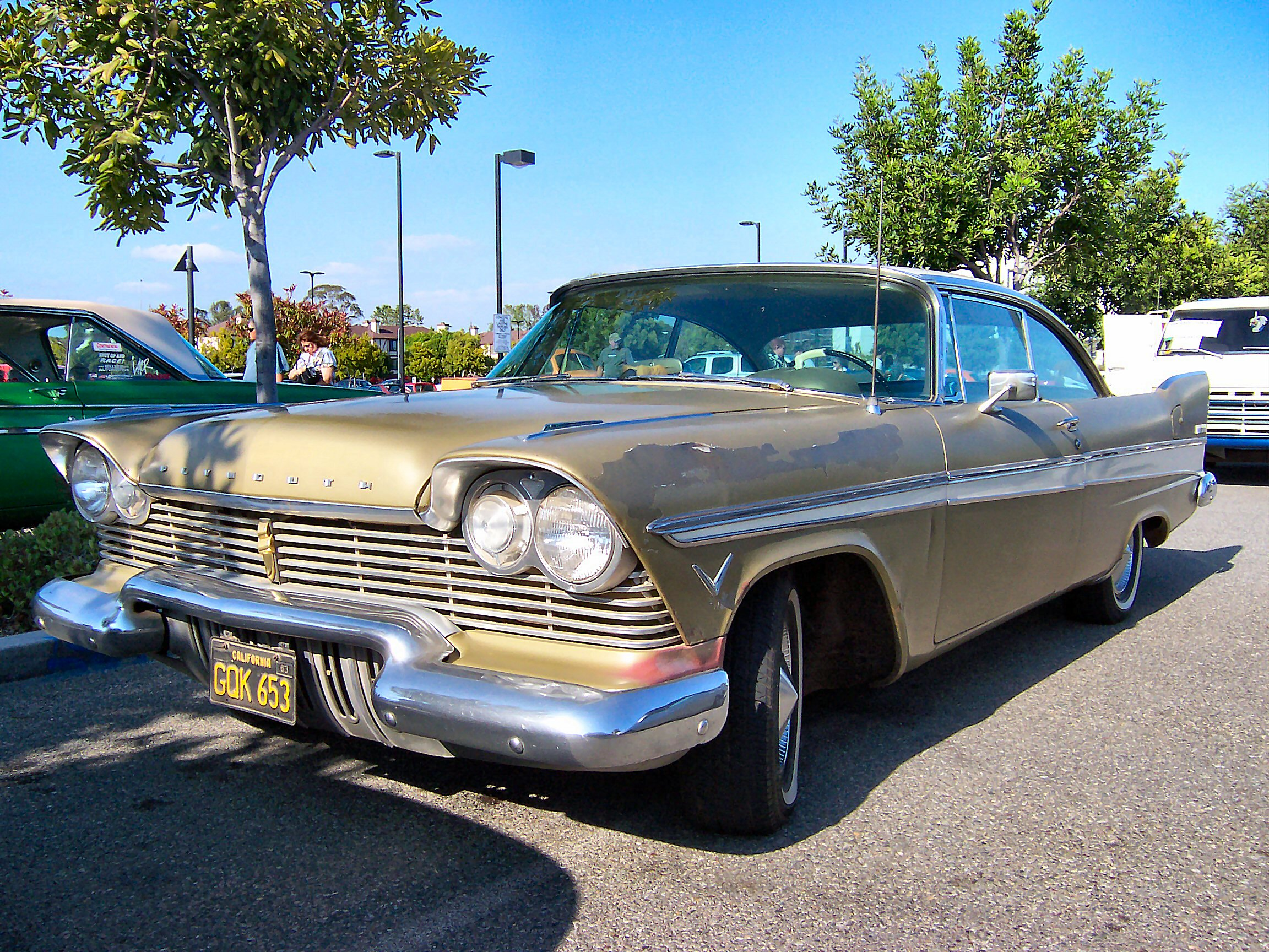 Plymouth Belvedere #17