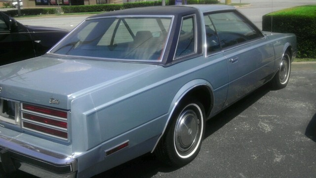 1980 Chrysler Cordoba #11