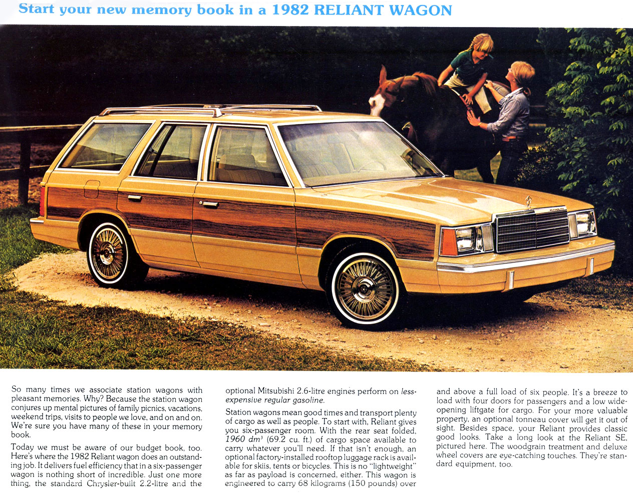 1982 Plymouth Reliant #2